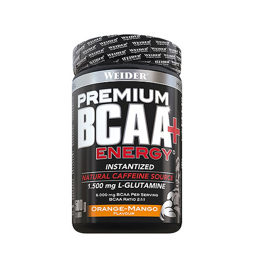 Premium BCAA + Energy