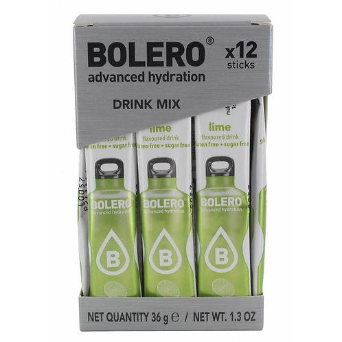 Bolero 0.5 l  Лайм - 12 шт