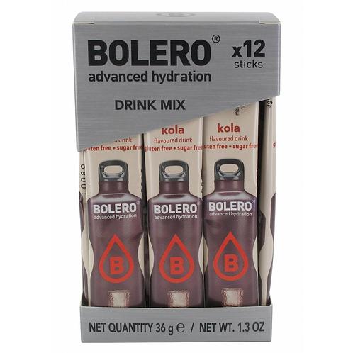 Bolero 0.5 l  Кола - 12 шт