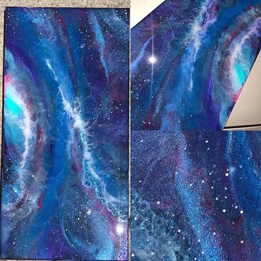 "Custom 12x24"" painting"