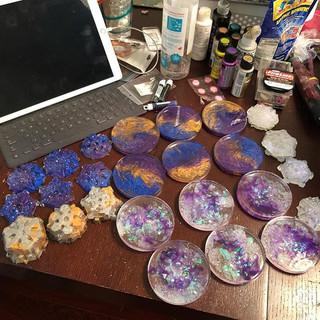 Coasters & Ornaments