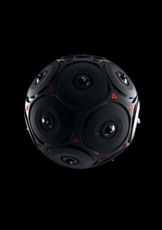 Manifold 3D VR Camera