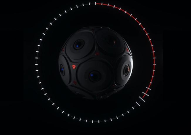 Facebook Manifold VR Camera