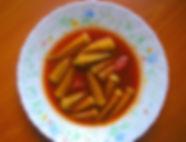 Gombo à la Tomate