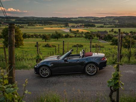"Summer has arrived - Mazda MX-5 ""Million Stars"""