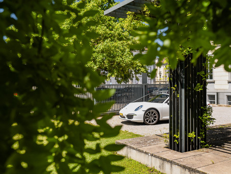 Driven: Porsche 991 Carrera 4