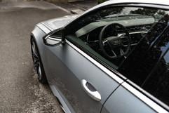 Audi RS6 on ABT wheels