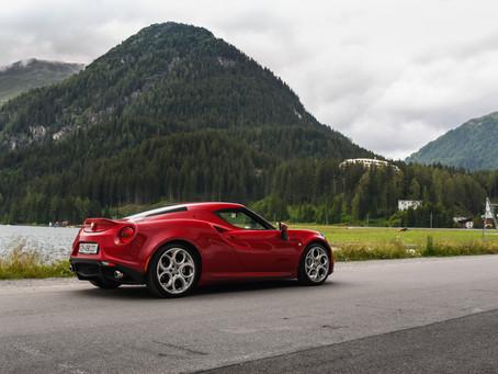 Passtour: Alfa 4C