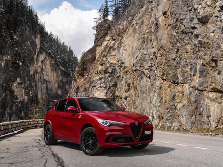 La Meccanica Delle Emozioni - Alfa Romeo Stelvio Q
