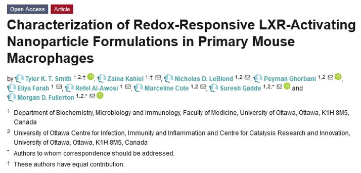 Screenshot 2021-08-17 at 15-11-25 Characterization of Redox-Responsive LXR-Activating Nano