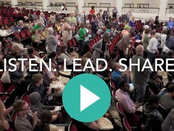 Listen, Lead, Share Video: Green Team Summit 2018