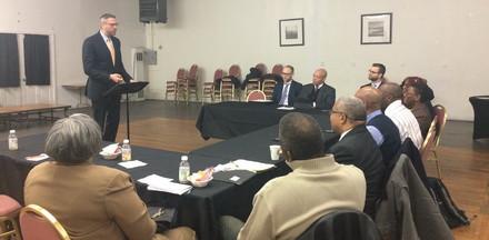 State Treasurer Frerichs explains how the Nonprofit Green Lending Program works.