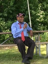 Mr. Timuel Black, Jr. tells his migration story