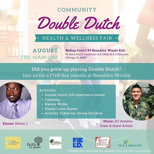 Double Dutch Health & Wellness Fair
