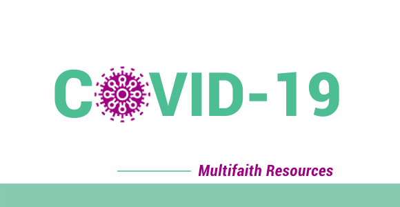 Faith in Place offers multifaith resources to manage the stress caused by the Covid-19 pandemic.