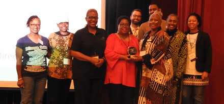 Trinity UCC Green Team receives a Green Team Award!