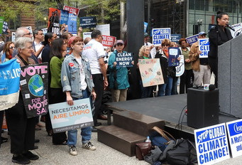 Faithful People Speak Truth to Power Against the Affordable Clean Energy Rule