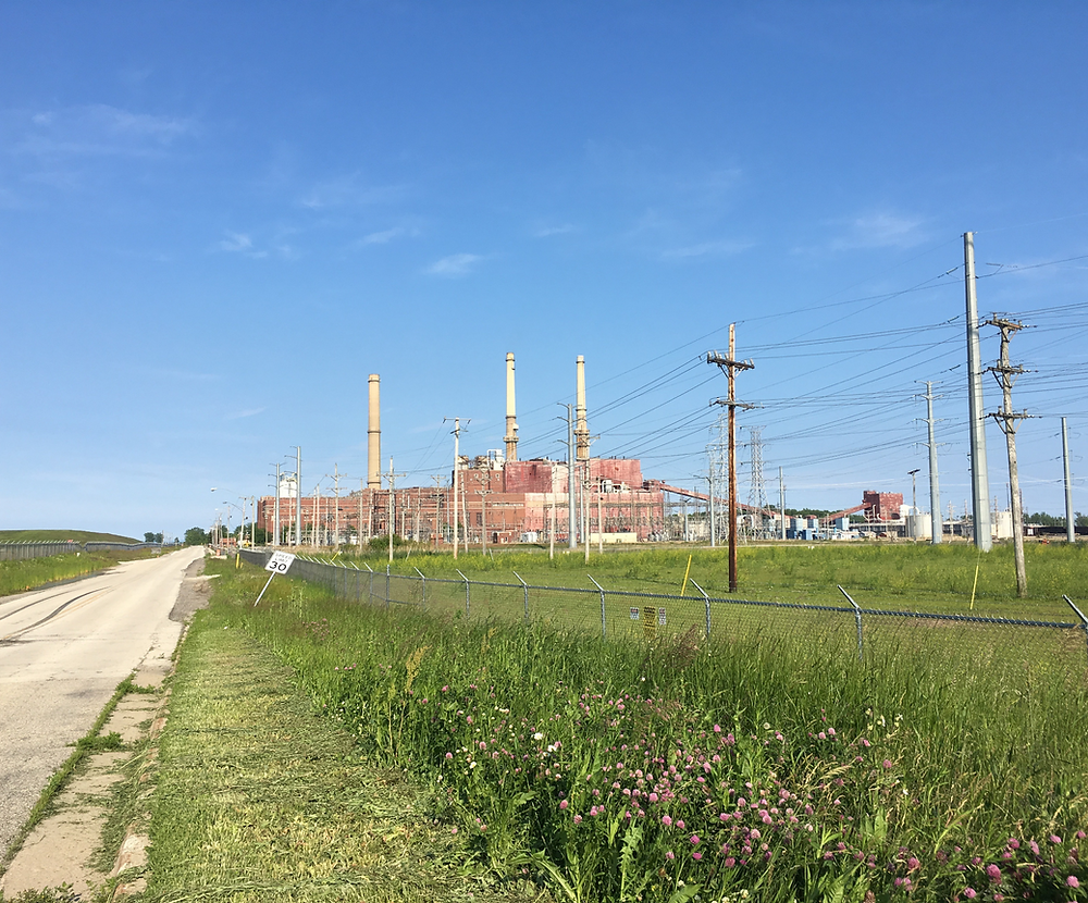 The Waukegan Generating Station is nearly 100 years old.