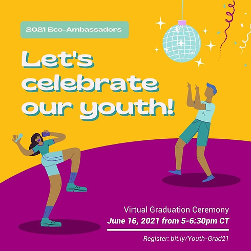 2021 Year-Round Youth Program Celebration