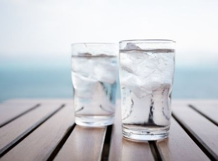 Raise a Glass ... of Water for the Lead Bill WIN!