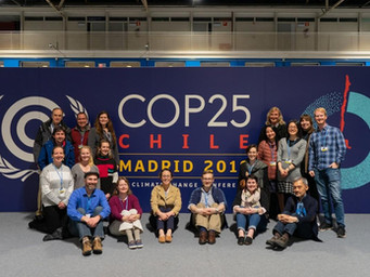COP 25 – Dan Huntsha's Call to Action!