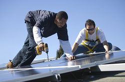 Solar Installers; source: IL Clean Jobs