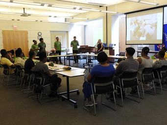 2019 Chicago Eco-Ambassadors Start this Week!