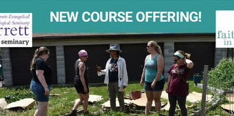 Press Release: New Course in Environmental Justice