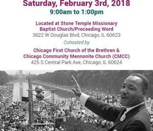 Four Houses of Worship Collaborating for Black History Month Celebration & Winter Farmers Market