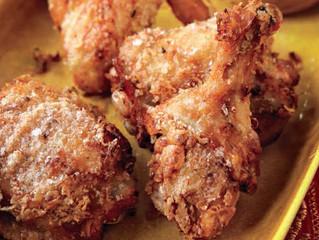 Lemongrass-Ginger Fried Chicken
