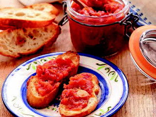 Roasted Plum Tomato Jam