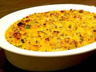 Cornbread and Oyster Dressing