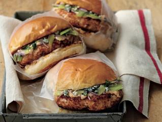 Buffalo Wing Burgers