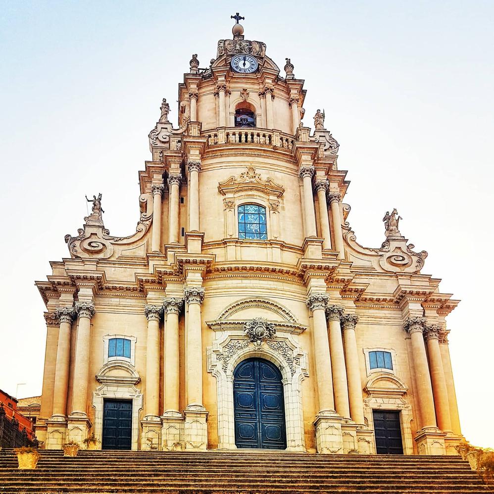 Duomo San Giorgio(Ragusa)