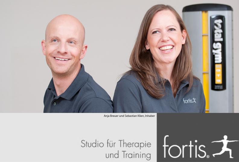 fortis - Studio für Therapie