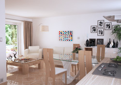 Etude appartement 4