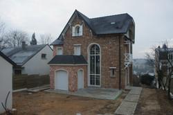 Ouverture façade et extension