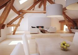 Projet d'agencement du loft