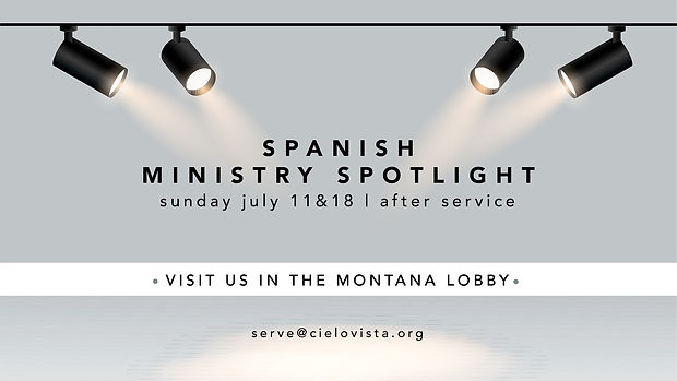 Spanish Ministry Spotlight july 2021 LP.