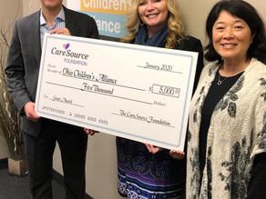 Ohio Children's Alliance Receives Grant for Trauma-Informed Trainings