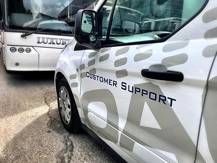 good customer support