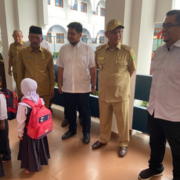 Ketua YHHY Perguruan Islam Al Amjad Tekankan Pentingnya Penanaman Karakter bagi Seorang Anak