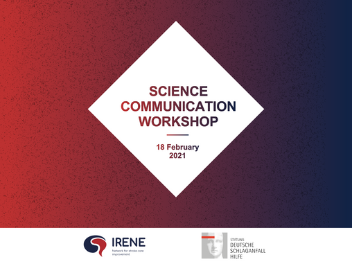 Science Communication Workshop: Good Storytelling Has Never Been More Important