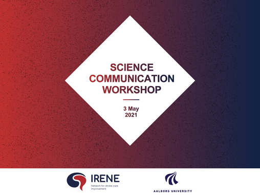 Science Communication Workshop: We went from theory to praxis