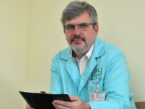 Dr. Yuriy Flomin: We hope to gain a momentum in setting up modern stroke facilities