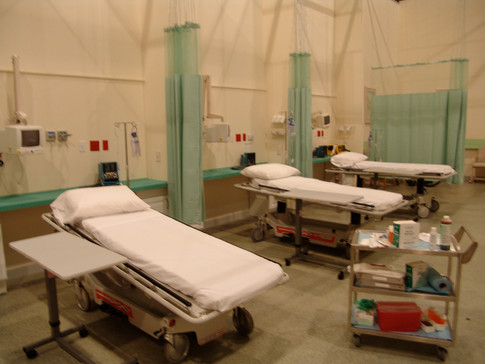 Intensive care set