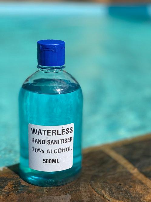 Waterless Hand Sanitizers