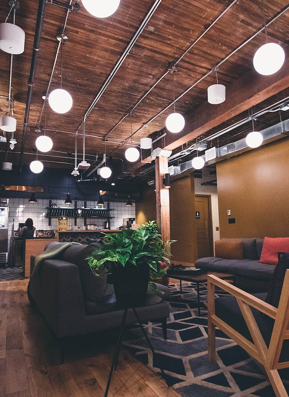 Rebecca L Miller Interiors Commercial