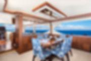 Rebecca L Miller Interiors Luxury Yacht