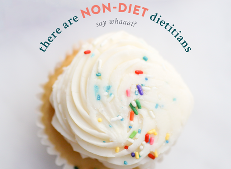Non-Diet Dietitians
